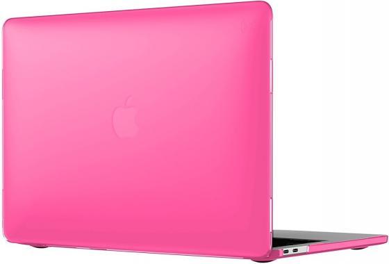 Фото Чехол-накладка Speck SmartShell для MacBook Pro 2016 15 с Touch Bar. Материал пластик. Цвет розовый чехол накладка для ноутбука macbook pro 13 speck smartshell пластик розовый 90206 6011