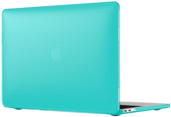 "Фото Чехол-накладка Speck SmartShell для ноутбука MacBook Pro 13"" с Touch Bar. Материал пластик. Цвет: си чехол накладка для ноутбука macbook pro 13 speck smartshell пластик розовый 90206 6011"