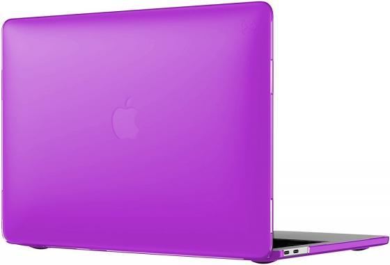 Фото Чехол-накладка Speck SmartShell для MacBook Pro 2016 15 с Touch Bar. Материал пластик. Цвет фиолето чехол накладка для ноутбука macbook pro 13 speck smartshell пластик розовый 90206 6011