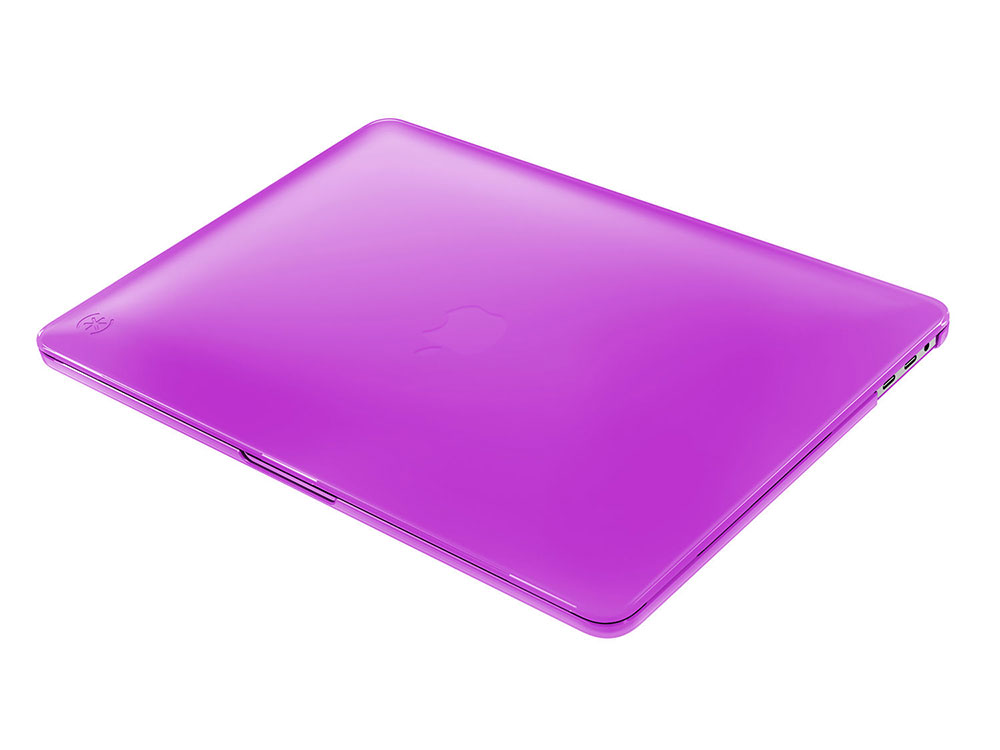 Чехол-накладка Speck SmartShell для MacBook Pro 2016 15 с Touch Bar. Материал пластик. Цвет фиолето