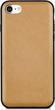 Чехол dbramante1928 London для iPhone 7. Материал натуральная кожа/пластик. Цвет светло-коричневый. swash london чехол