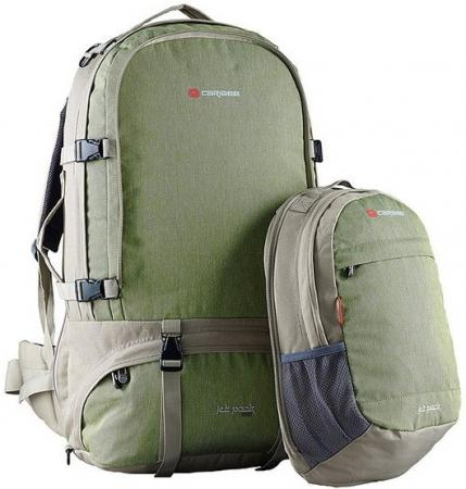 Рюкзак для путешествий Caribee JET PACK 75 ОЛИВКОВЫЙ рюкзаки caribee рюкзак caribee hoodwink