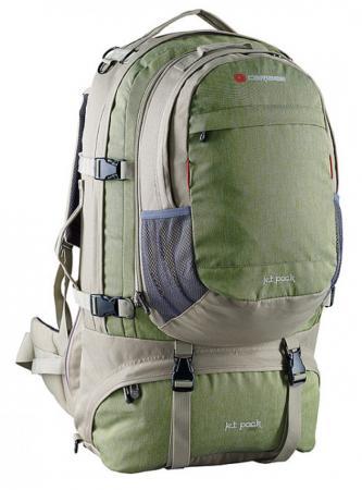 Рюкзак для путешествий Caribee JET PACK 65 ОЛИВКОВЫЙ рюкзаки caribee рюкзак caribee hoodwink