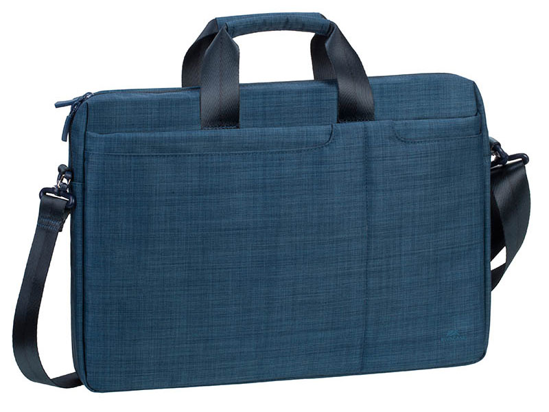 Сумка для ноутбука 15.6 Riva 8335 полиэстер синий