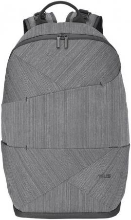 Рюкзак для ноутбука 14 ASUS Artemis BP240 нейлон/резина черный 90XB0410-BBP000 рюкзак asus 16 0 triton black 90xb03p0 bbp000