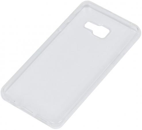 купить Чехол-клип Redline Samsung Galaxy A3 (2016) прозрачный УТ000008174 по цене 140 рублей