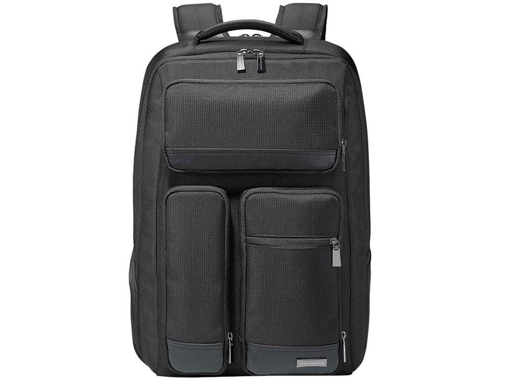 Рюкзак для ноутбука 14 ASUS Atlas BP340 нейлон/резина черный 90XB0420-BBP000 17 рюкзак для ноутбука asus atlas bp370 черный полиэстер
