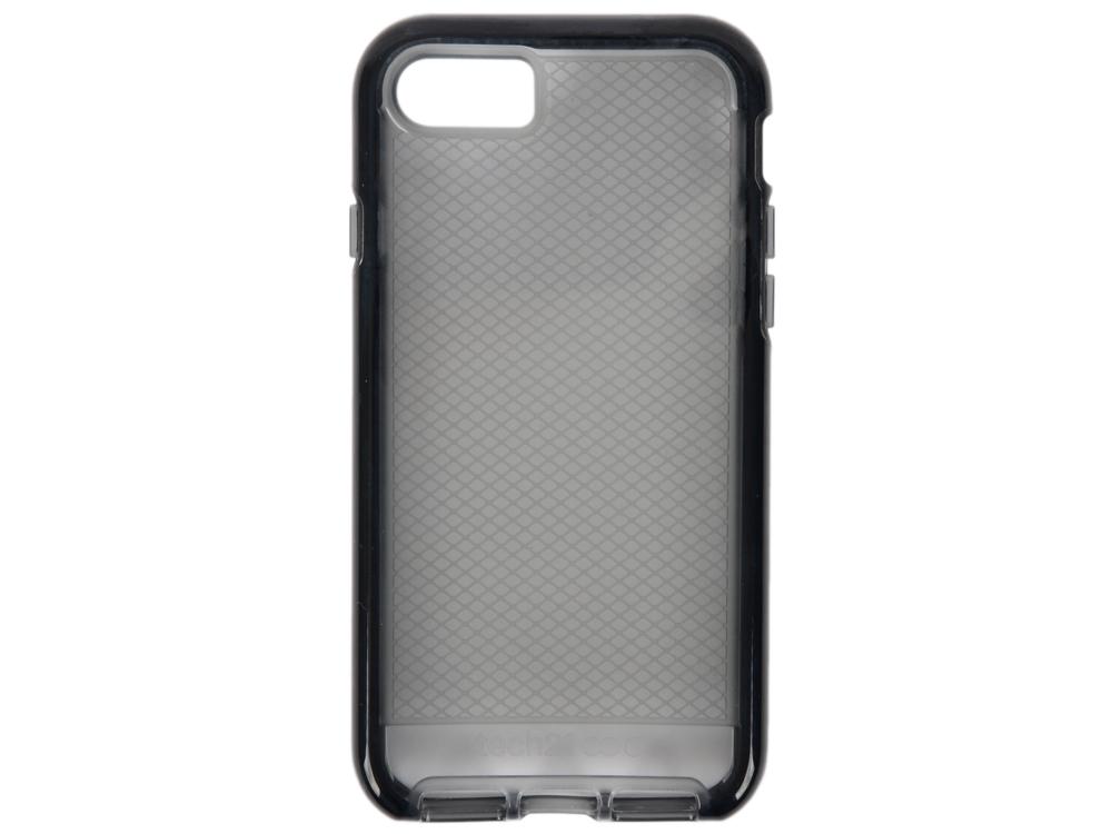 Чехол Tech21 Evo Check для iPhone 7 черный T21-5329 чехол для iphone tech21 t21 5094 clear grey