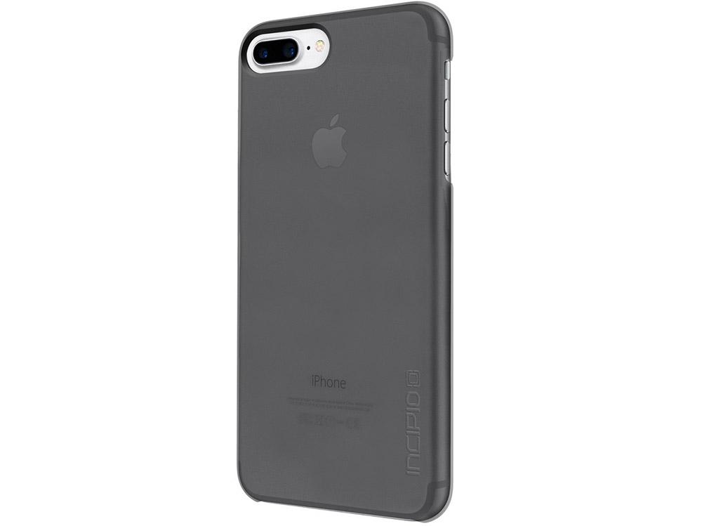 Чехол Incipio Feather Pure для iPhone 7 Plus. Материал пластик. Цвет серый.