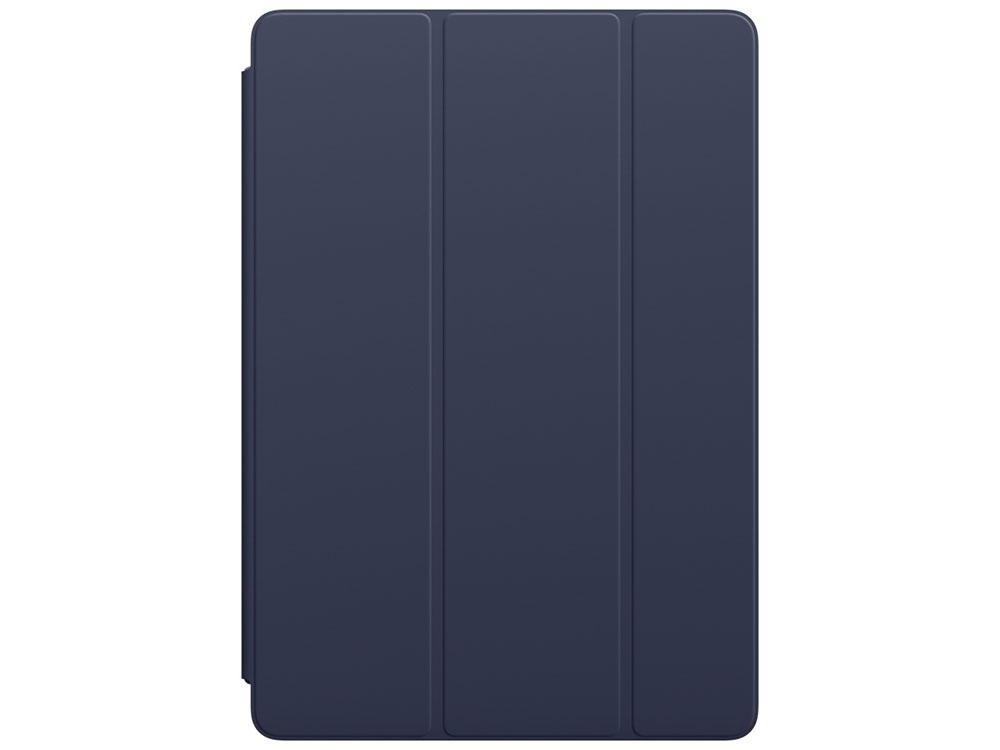 Чехол-книжка для iPad Pro 10.5 Apple Smart Cover Blue флип, полиуретан polka dot for apple ipad mini 4 cover case 360 rotating smart cover pu leather protect case w screen protector stylus pen