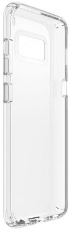 Чехол Speck Presidio Clear для Samsung Galaxy S8. Материал пластик. Цвет: прозрачный. аксессуар чехол 13 0 speck presidio clear для apple macbook pro 13 transparent 91219 5085