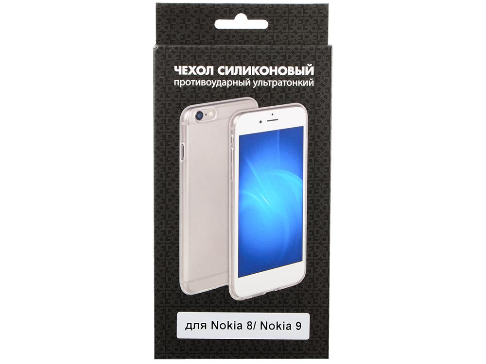 Силиконовый чехол для Nokia 8/Nokia 9 DF nkCase-04 nokia e71 tv деш вый бу