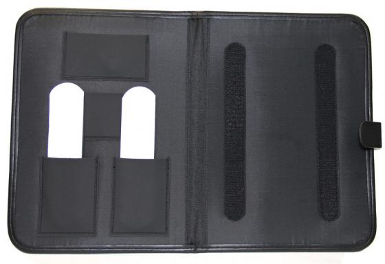 Чехол KREZ для планшетов 10 черный L10-703BG