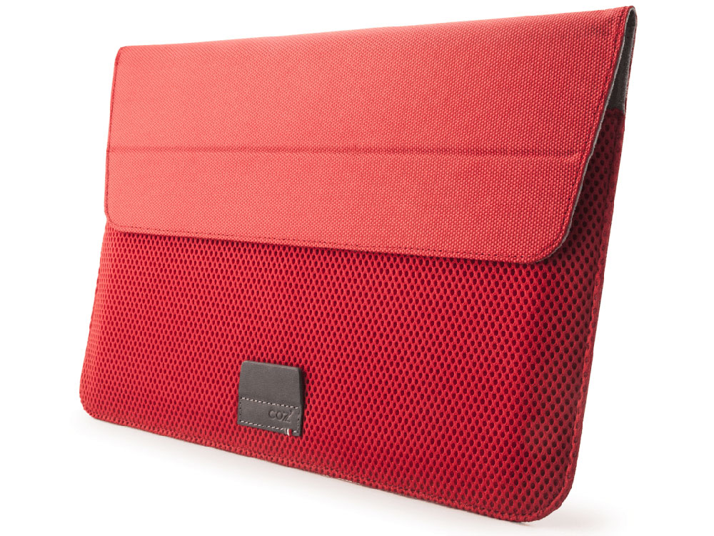 Сумка Cozistyle ARIA Stand Sleeve MacBook 13 Air/ Pro Retina - Flame Red