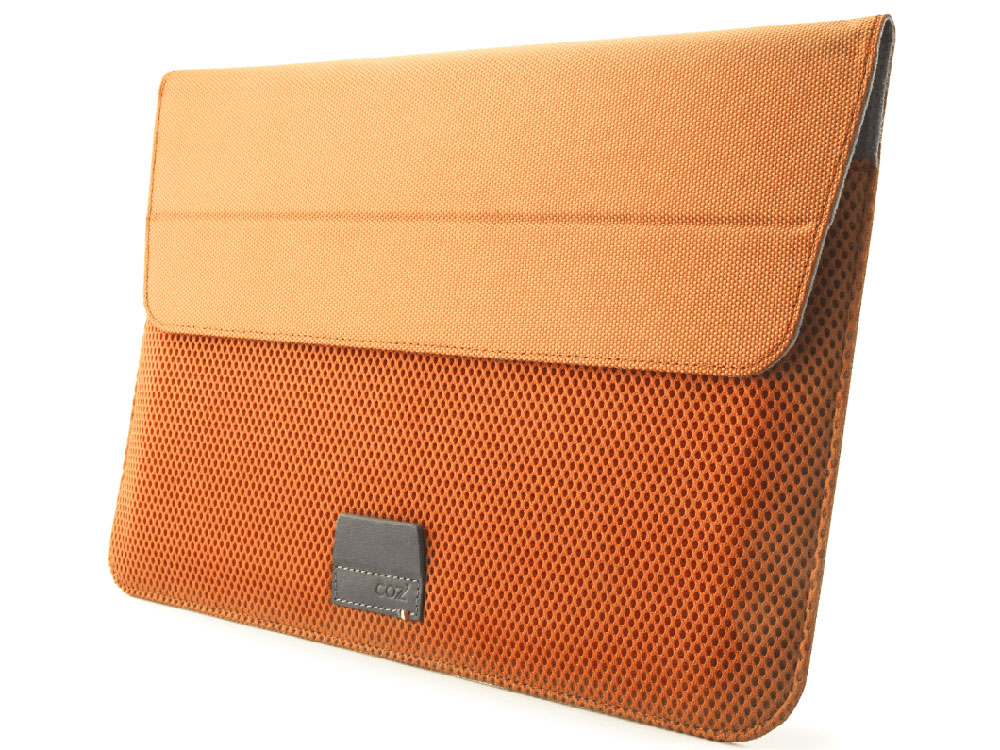 Сумка Cozistyle ARIA Stand Sleeve MacBook 13 Air/ Pro Retina - Inca Gold сумка cozistyle чехол для macbook air 15 stand sleeve