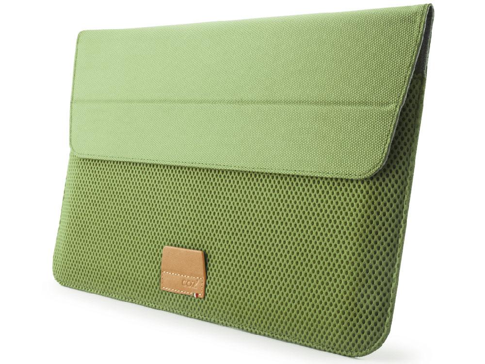 Сумка Cozistyle ARIA Stand Sleeve MacBook 15 Pro Retina - Fern Green кейс для macbook cozistyle aria macbook 15 pro retina fern green cass1505