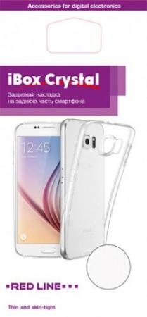 Чехол Redline для Samsung Galaxy J5 Prime iBox Crystal прозрачный УТ000009895