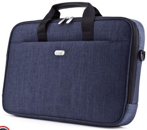 все цены на Сумка Cozistyle Кейс для ноутбука Cozi Urban Brief case slim - Blue