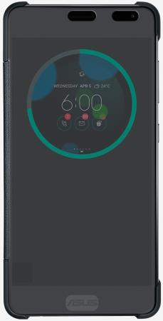 Чехол Asus для Asus ZenFone ZS571KL View Flip Cover черный 90AC02H0-BCV002 чехол книжка asus view flip для zenfone go zc500tg черный