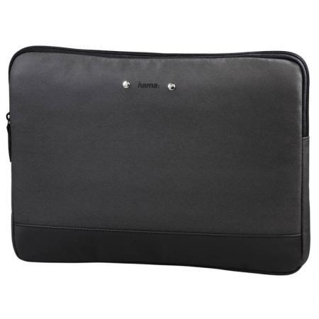 Чехол для ноутбука 15.6 HAMA Ultra Style полиуретан черный hama hardcase colour style 40g black чехол для фотокамеры