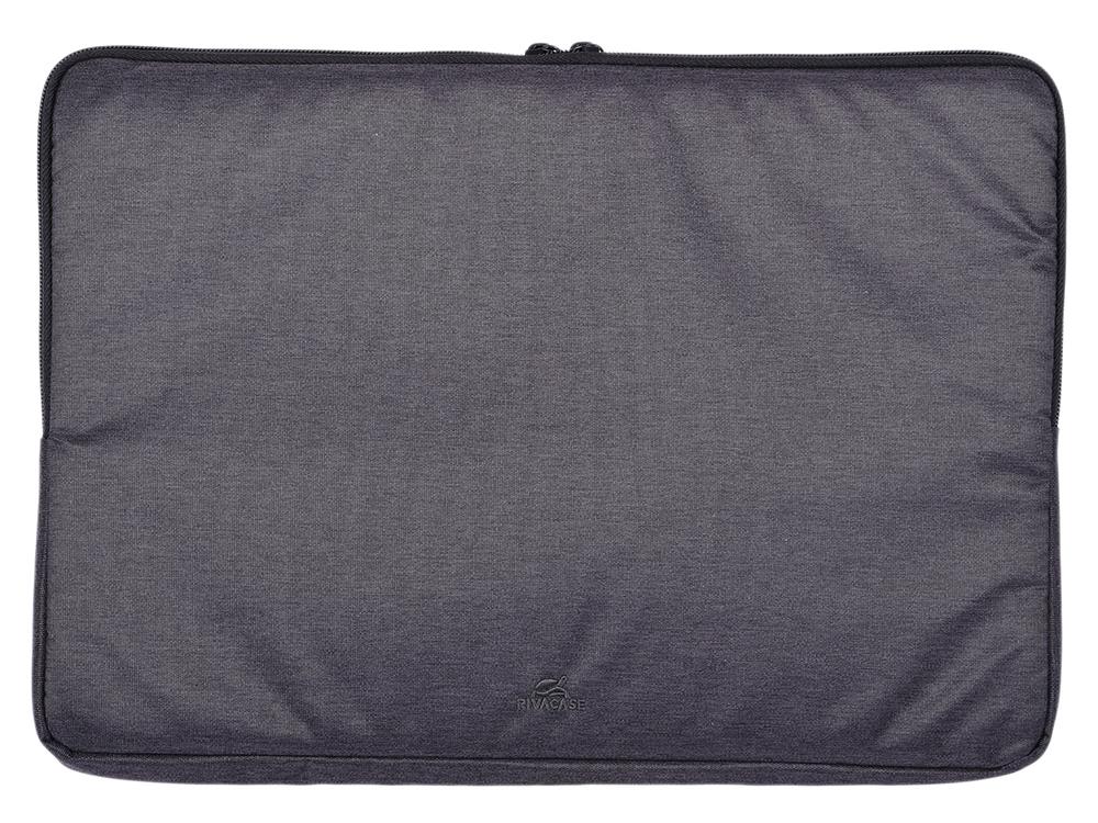 Чехол для ноутбука 15.6 Riva 7705 полиэстер черный чехол riva 7202 slr для фотоаппарата черный