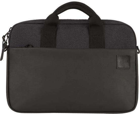 Сумка для ноутбука 13 Incase Compass полиэстер черный INCO300206-BLK чемодан универсальная incase novi 4 wheel hubless 31 поликарбонат черный intr100298 blk