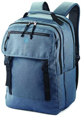 Рюкзак для ноутбука 15.6 Speck Classic Ruck нейлон/полиэстер серый 87288-5716
