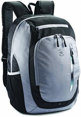 Рюкзак для ноутбука 15.6 Speck Technical Candlepin полиэстер серый/черный 89102-1412 2108