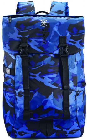 Рюкзак для ноутбука 15.6 Speck Rockhound Oss полиэстер синий камуфляж 89100-6070 oss 01 2m