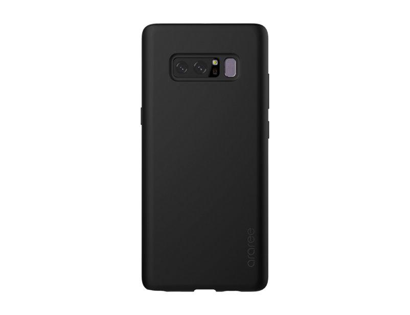 Чехол Samsung для Samsung Galaxy Note 8 araree Airfit черный GP-N950KDCPAAD araree airfit prime чехол для samsung galaxy a8 2018 black