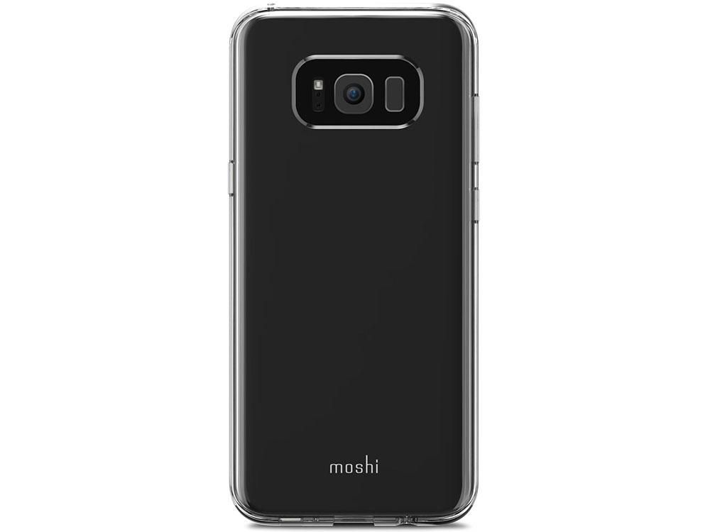 Чехол-накладка для Samsung Galaxy S8+ Moshi Vitros 99MO058046 клип-кейс, пластик чехол клип кейс samsung silicone cover для samsung galaxy s8 фиолетовый [ef pg955tvegru]