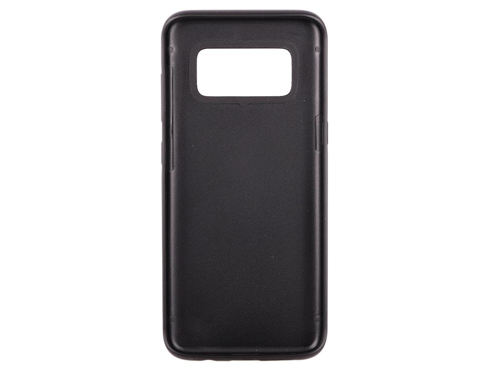Чехол-накладка для Samsung Galaxy S8 Moshi Tycho 99MO058041 Black клип-кейс