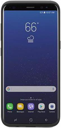 Чехол-накладка для Samsung Galaxy S8 Moshi Tycho 99MO058041 Black клип-кейс чехол клип кейс samsung clear cover для samsung galaxy s8 черный [ef qg955cbegru]