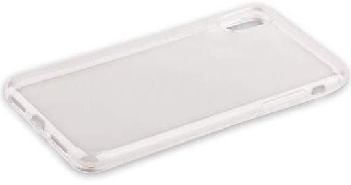 Чехол-накладка для Apple iPhone X Deppa 140052 TPU Anycase клип-кейс, прозрачный полиуретан чехол аккумулятор deppa nrg case 2600 mah для iphone 7 белый 33520