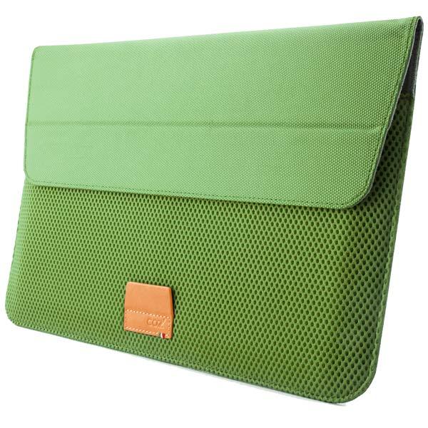 Чехол для ноутбука MacBook 11 Air Cozistyle ARIA Stand Sleeve зеленый CASS1105 сумка cozistyle aria smart sleeve macbook 15 pro retina lily white