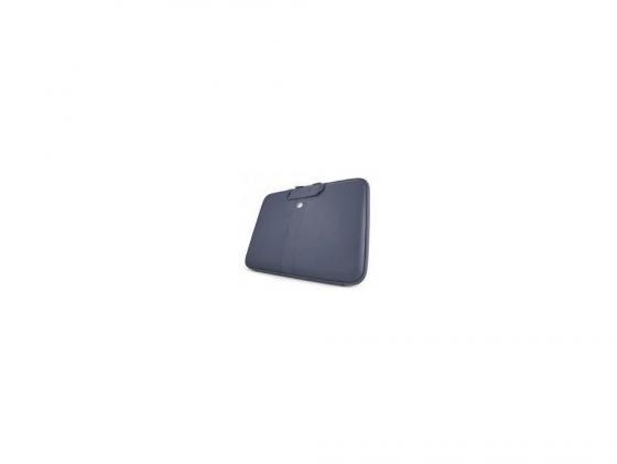 Чехол для ноутбука 11 Cozistyle Smart Sleeve кожа синий CLNR1102 аксессуар чехол сумка 11 inch cozistyle smart sleeve black leather clnr1109 page 2 page 3