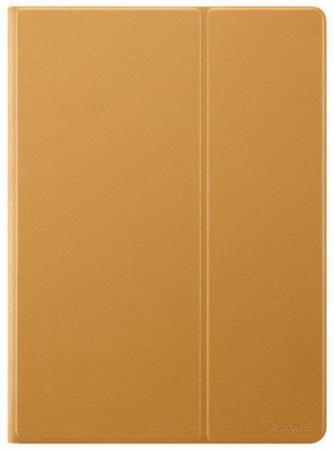 Чехол-книжка для планшета Huawei T3 10 Huawei Brown флип, искусственная кожа, поликарбонат