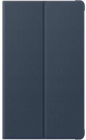 Чехол-книжка для планшета Huawei M3 Lite 8 Huawei Blue флип, искусственная кожа