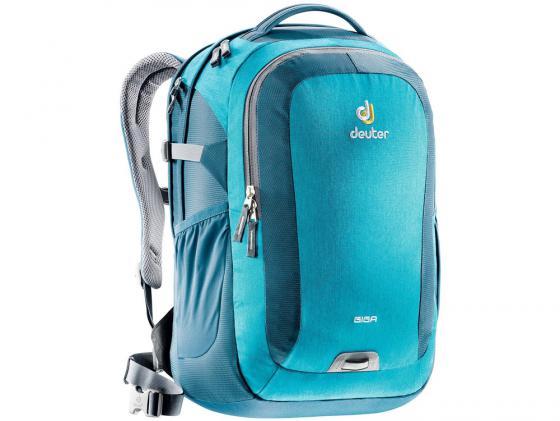Городской рюкзак с отделением для ноутбука Deuter Giga 28 л голубой 80414 -3027 рюкзак городской deuter daypacks giga pro 31 dresscode black
