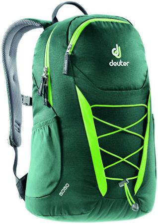 Рюкзак Deuter GO GO 25 л зеленый 3820016-2225 рюкзак deuter 2015 daypacks go go blue arrowcheck 80146 3016 000 00