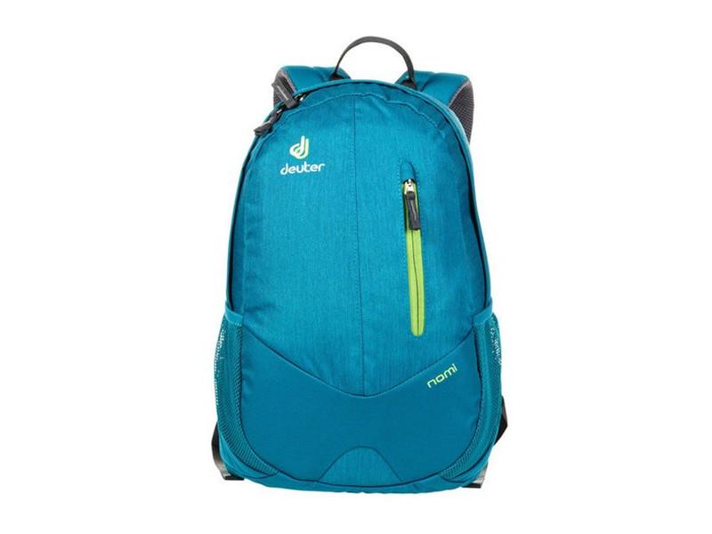 Городской рюкзак Deuter Nomi 16 л голубой 83739-3027 рюкзак deuter nomi 16l 2017 petrol dresscode