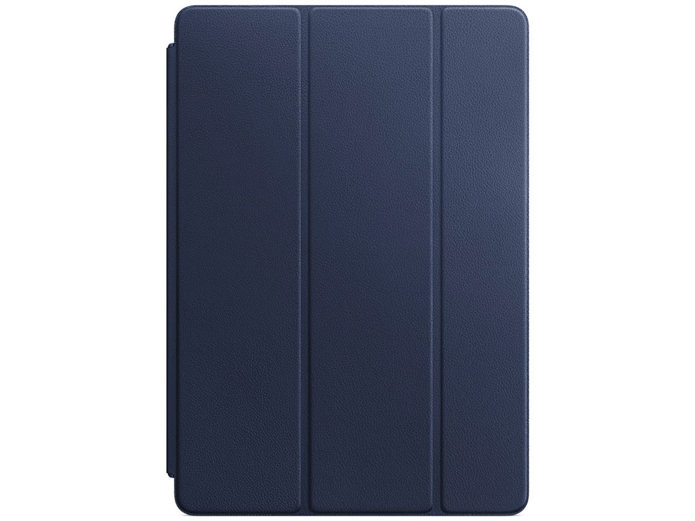 Чехол-книжка для iPad Pro 10.5 Apple Smart Cover MPUA2ZM/A Blue флип, кожа fashion 360 rotating case for ipad pro 12 9 inch litchi leather stand back cover apple fundas
