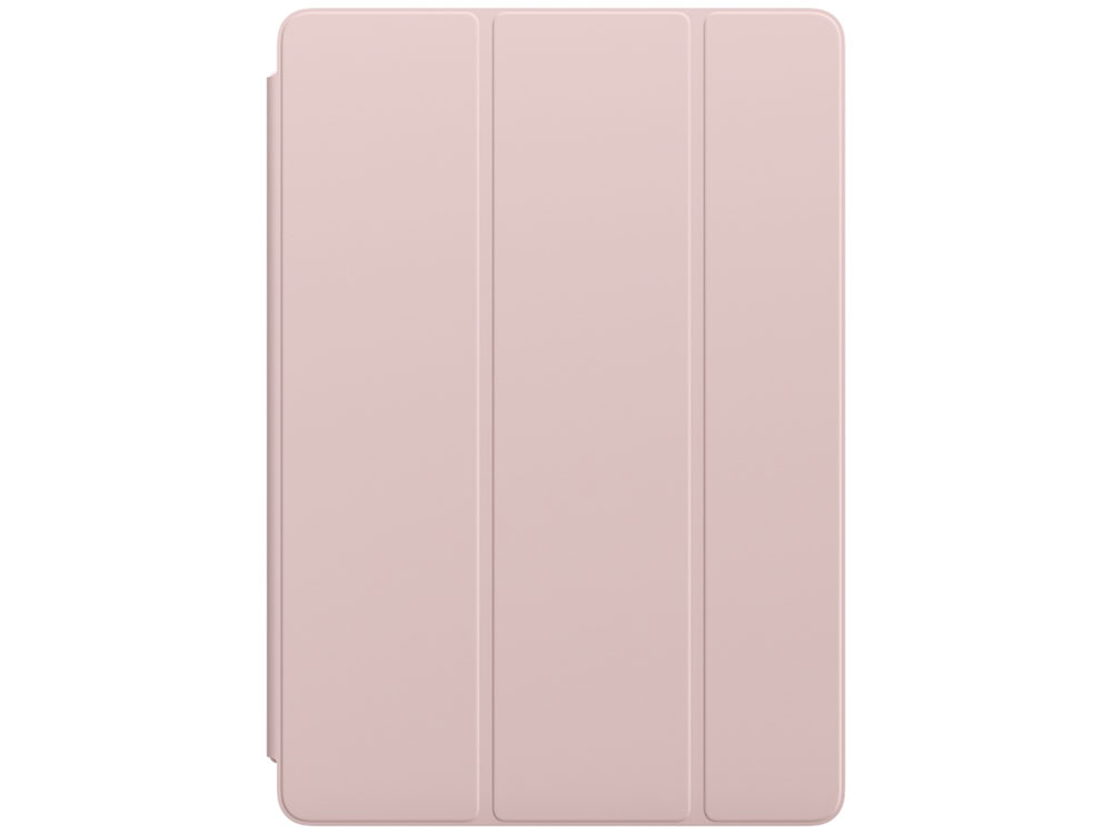 Чехол-книжка для iPad Pro 10.5 Apple Smart Cover Pink флип, полиуретан polka dot for apple ipad mini 4 cover case 360 rotating smart cover pu leather protect case w screen protector stylus pen