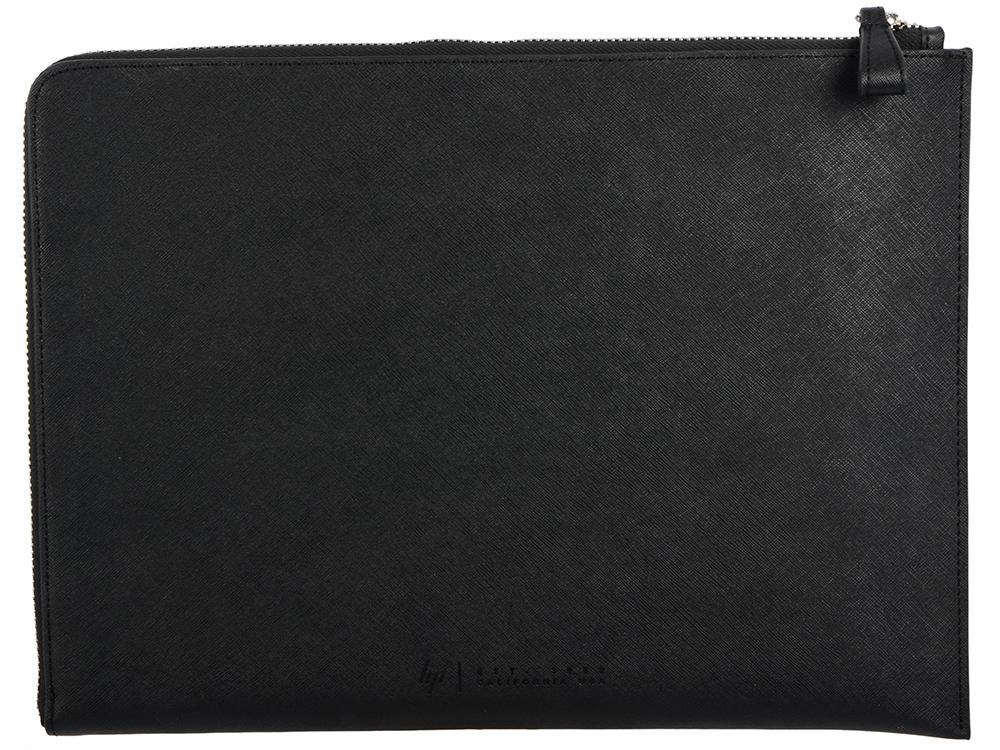 Сумка для ноутбука 15.6 HP Spectre Black Sleeve (1ZX69AA#ABB) полюс abb 1sca105461r1001