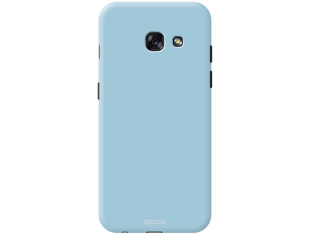 все цены на Чехол Deppa Air Case для Samsung Galaxy A3(2017), голубой, 83282 онлайн