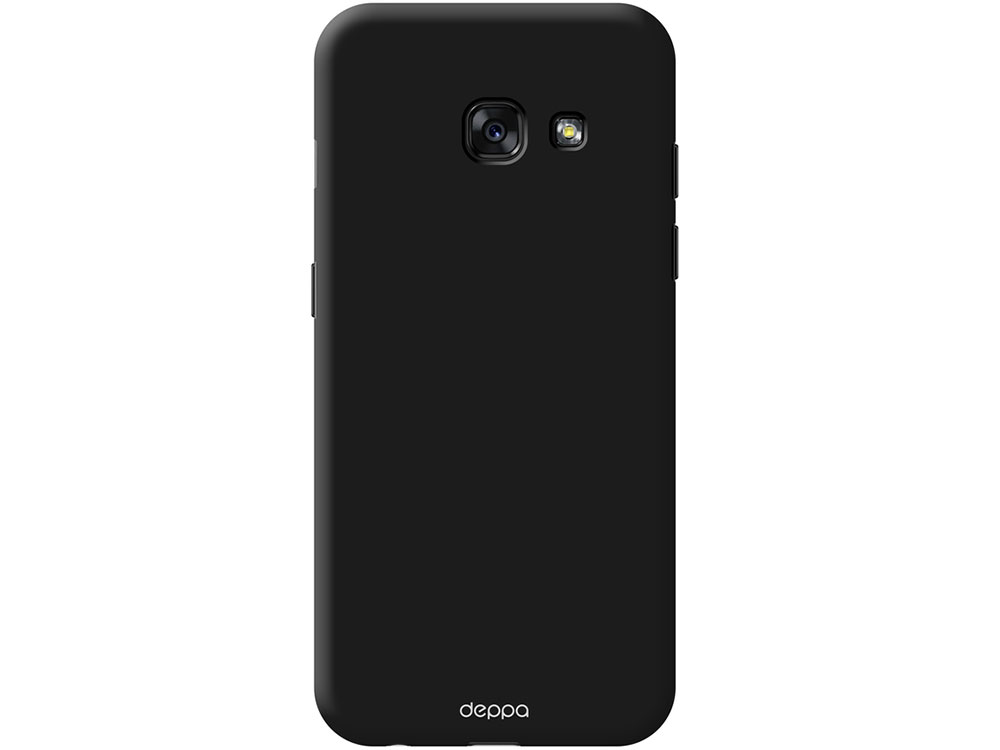все цены на Чехол Deppa Air Case для Samsung Galaxy A3(2017), черный, 83281 онлайн