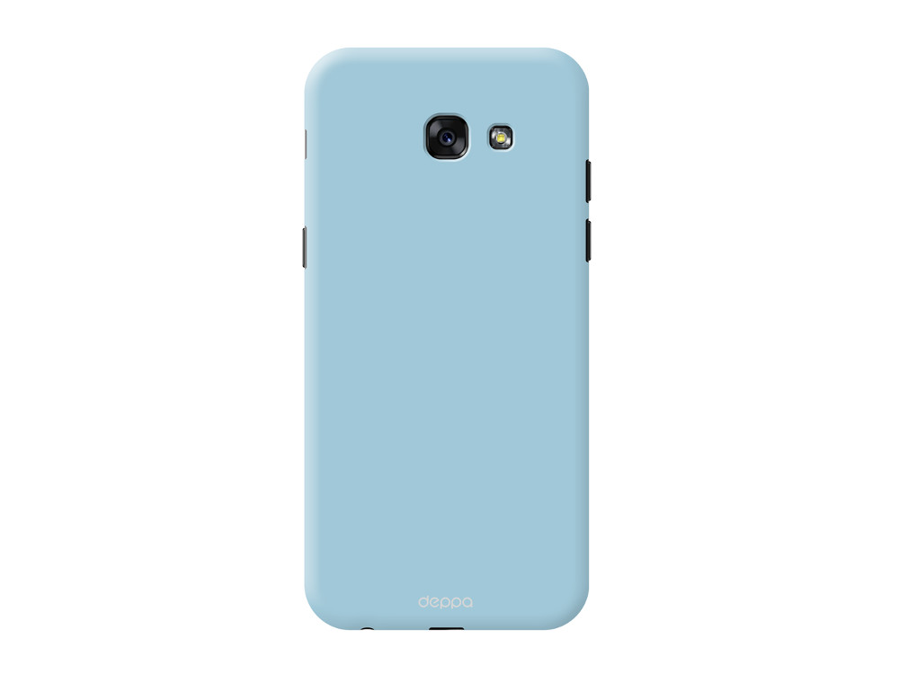 все цены на Чехол Deppa Air Case для Samsung Galaxy A5(2017), голубой, 83286 онлайн