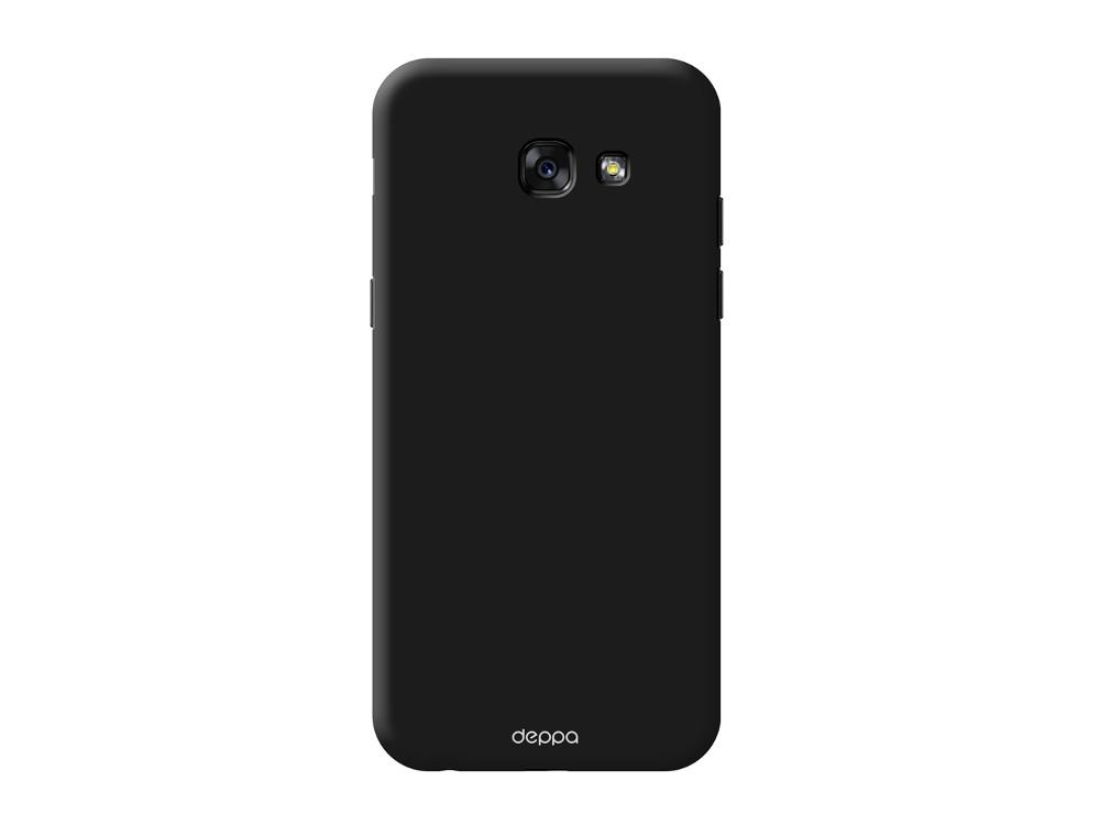 все цены на Чехол Deppa Air Case для Samsung Galaxy A5(2017), черный, 83285 онлайн