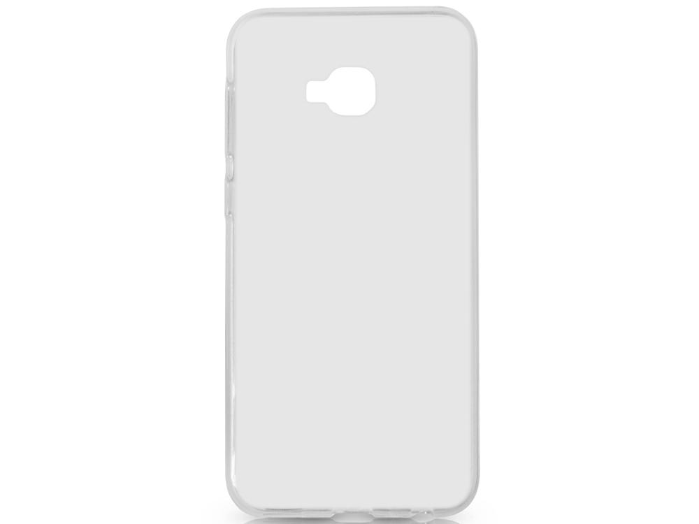 Силиконовый чехол для Asus Zenfone 4 Selfie Pro (ZD552KL) DF aCase-43 чехол силиконовый супертонкий для asus zenfone zoom zx550 zx551ml df acase 08 белый