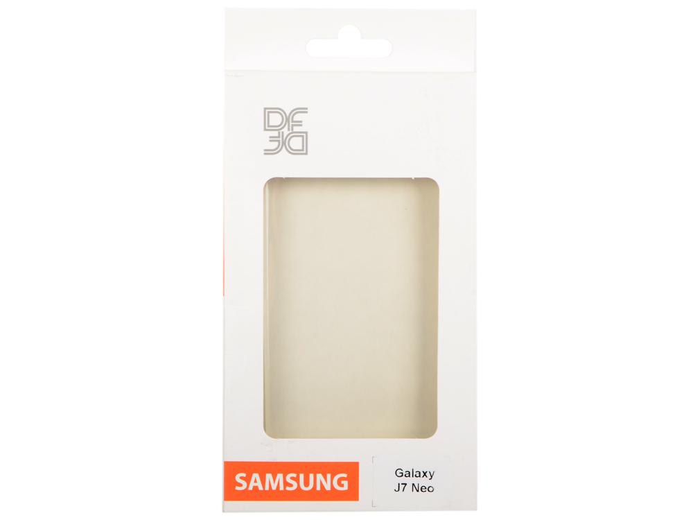 Силиконовый чехол для Samsung Galaxy J7 Neo DF sCase-54 аксессуар чехол samsung galaxy a7 2016 df scase 24 rose gold